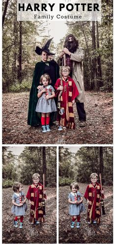 I solemnly swear that I am up to no good – Chanel Moving Forward Harry Potter Family Costume, Harry Potter