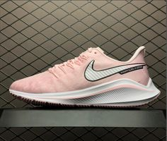 fd08747e8dc7 Buy Cheap Womens Nike Air Zoom Vomero 14 Pink White Running Shoes