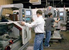 Haas CNC Machines Prepare Montana High School Students