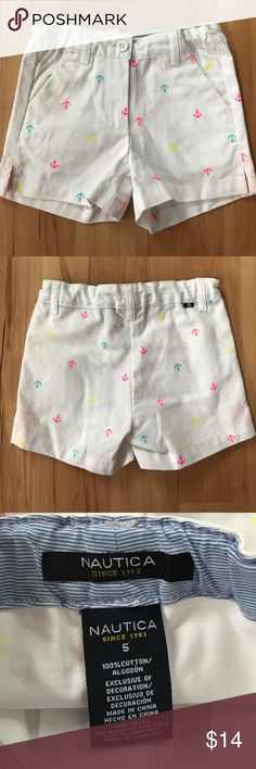 KIDS Shorts NWOT Size 5. New never worn. Adjustable waist at sides. No stains. Nautica Bottoms Shorts