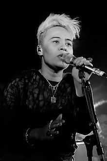 Emeli Sandé (10 march 1987) Wikipedia, the free encyclopedia