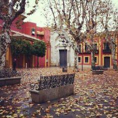 Plaza de San Lorenzo -Sevilla