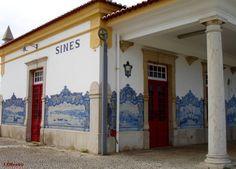 estação de Sines