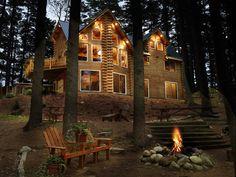 Demarco - 99643 - Katahdin Cedar Log Homes