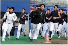 中日紅白戦 勝っても負けても罰走  (via http://www.nikkansports.com/baseball/news/photonews_nsInc_p-bb-tp0-20131113-1217658.html )