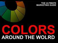 Colors around the world - Marketing