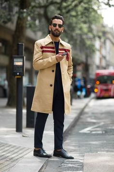 Best Street Style From London Menswear Collections S/S 2017