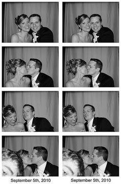 DIY Portable Wedding Photo Booth