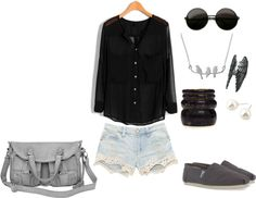 """""""Senza titolo #154"""" by kiarettaxd ❤ liked on Polyvore"""
