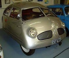 Micro car - Hoffman Micro Car 2