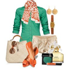 Casual Saturday afternoon, created by luchenskil on Polyvore
