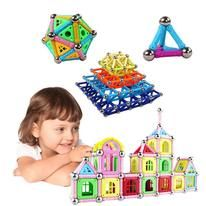 Cheap magnetic stick, Buy Quality magnetic building directly from China toy magnetic Suppliers: 108 PCS Great Gift Children Magnetic Building Blocks Kids Educational Toy Magnetic Stick Child Pretty Box Magnet Toy Magnetic Building Blocks, Building Toys, Birthday Gifts For Kids, Kids Gifts, Magnetic Toys, Best Kids Toys, Pretty Box, Educational Toys For Kids, Classic Toys