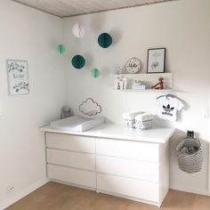 When you are looking for a smarter changing table alternative try one of these Ikea Baby Room, Baby Boy Rooms, Baby Bedroom, Baby Room Decor, Baby Boy Nurseries, Nursery Room, Kids Bedroom, Bedroom Ideas, Newborn Room