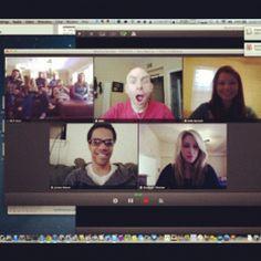 Staff meetings! #instagram