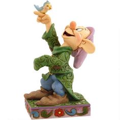 Dopey Jim Shore Disney Traditions Figure