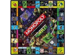 Monopoly Teenage Mutant Ninja Turtles™ #monopoly #ninja #turtles #tmnt