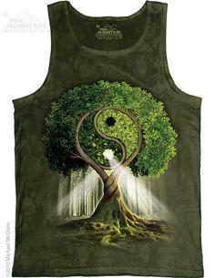 Yin Yang Tree Tank