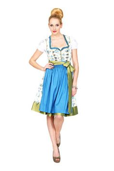 Frauen - Dirndl - günstig bei www.bavarianstuff.de kaufen!