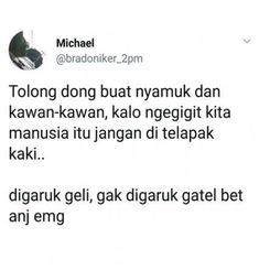 relationship chat indonesia Ideas For Humor Receh Chat receh Ideas For Humor Receh Chat receh Quotes Lucu, Jokes Quotes, Funny Quotes, Funny Memes, Great Ab Workouts, Albert Einstein Quotes, Hilario, Quotes Indonesia, Animal Jokes
