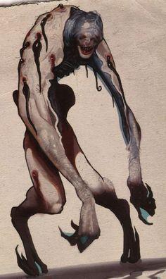 Bioshock character concept art