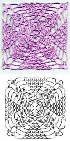 (6) Tejido Crochet - Tejido Crochet megosztotta I fan di Io Uncinetto...