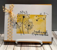 Monthly Swap Cards are Here! Hand Made Greeting Cards, Greeting Cards Handmade, Theme Nature, Dandelion Wish, Get Well Cards, Mothers Day Cards, Handmade Birthday Cards, Watercolor Cards, Sympathy Cards