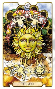Revelations Tarot The Sun - Pesquisa do Google