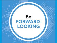 The majority of people want their leaders to be forward-looking. Will you be voting for a forward-looking leader today?