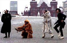 Boney M in Moscow