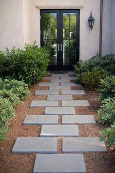 Get our best landscaping ideas for your backyard and front yard, including landscaping design, garden ideas, flowers, and garden design. Landscaping Ideas for the Front Yard - Better Homes and Gardens Modern Landscape Design, Modern Landscaping, Outdoor Landscaping, Front Yard Landscaping, Outdoor Gardens, Landscaping Design, Yard Design, Landscaping Software, Farmhouse Landscaping