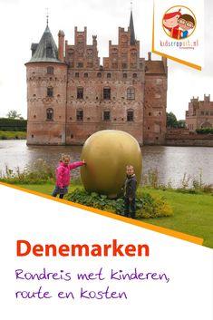 Een rondreis met kinderen in Denemarken maken? Wij delen onze route, tips en vertellen wat het kost.