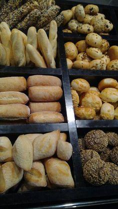 Panes en miniatura