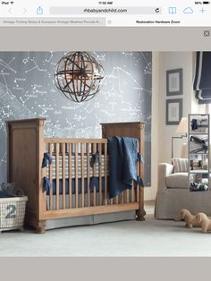Restoration Hardware Baby Bedding