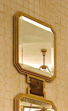 mirror detail.