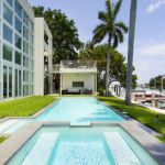 #Lil_Wayne's #Miami Party Pad Has A Pool Full of #Sharks