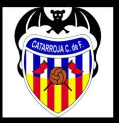 Catarroja CF of Spain crest. Football Team Logos, Juventus Logo, Soccer Ball, Sports, Crests, Bats, Valencia, Spain, Google