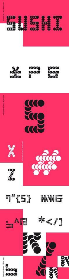 SUSHI Font. Display Fonts