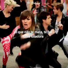 Kelly Clarkson Lyrics, Omi Cheerleader, Feel Good Videos, Vine Videos, Dance Sing, Song Quotes, Best Songs, Music Lyrics, Memes