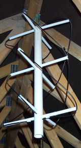 A QFH antenna for the weather satellite band