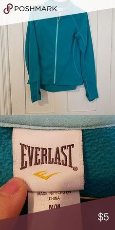 Zip up light jacket Blue everlast zip up spring jacket great condition everlast Jackets & Coats
