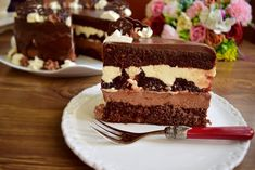 Yams, Something Sweet, Nutella, Tiramisu, Cake Recipes, Ice Cream, Ethnic Recipes, Food Cakes, Deserts