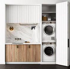 Bildergebnis für waschmaschine und trockner übereinander stellen ...
