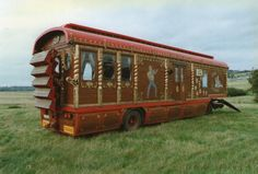 Continental circus living wagon in 1997