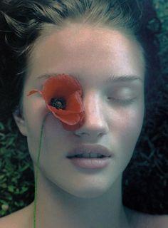 Rosie Huntington Whiteley - Vogue China September '06