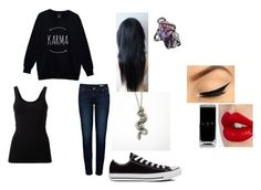 """""""snake"""" by shaunatamplen on Polyvore"""