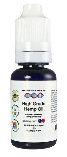 High Grade Bubble Gum CBD (Cannabidiol) Vape Oil