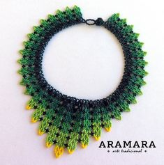 Your place to buy and sell all things handmade Seed Bead Jewelry, Beaded Jewelry, Beaded Necklace, Handmade Beads, Handmade Jewelry, Mexican Jewelry, Perler Bead Art, How To Make Necklaces, Hair Beads