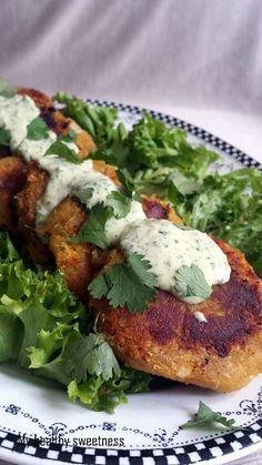 Healthy ftour n°2 : chorba végétarienne, maakouda patate douce et sauce tahiné-coriandre
