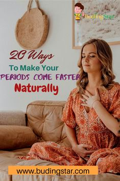 A perfect combination of a healthy diet is the key to regular menstrual cycle. We have curated the list of best home remedies to make periods come faster. Vitamin C Rich Fruits, How To Makw, Period Hacks, Period Tips, Hemoglobin Levels, Irregular Menstrual Cycle, Turmeric Milk, Irregular Periods, First Period