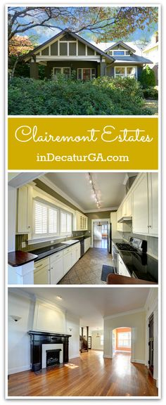 Fabulous, fully restored Craftsman Bungalow in the heart of Downtown Decatur.  Our latest Nest Atlanta listing is sure to make your heart go pitter patter, with gleaming hardwoods, 12+ foot ceilings, gourmet kitchen, sunroom, library, den and vintage details throughout this 1920s home.  Learn more at http://www.inDecaturGA.com  #DecaturGA #homes #realestate